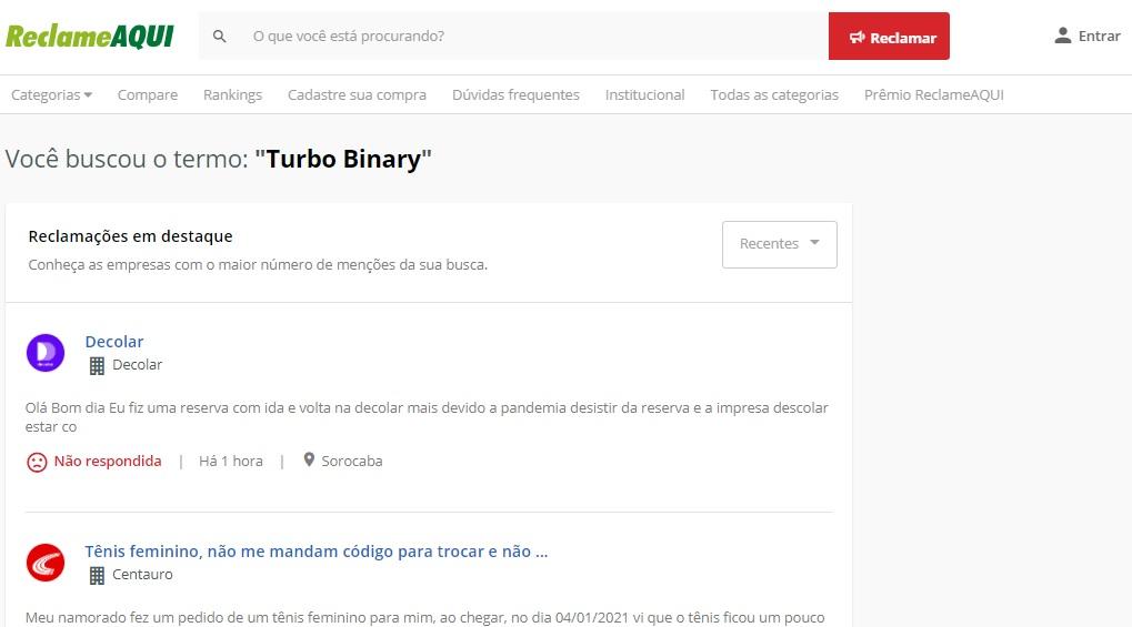 turbo binary monetizze